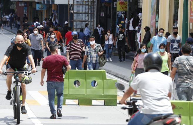 Guatemala está a las puertas de Semana Santa y las autoridades apelan a que la ciudadanía se comporte con responsabilidad ante el covid-19. (Foto Prensa Libre: Hemeroteca PL)