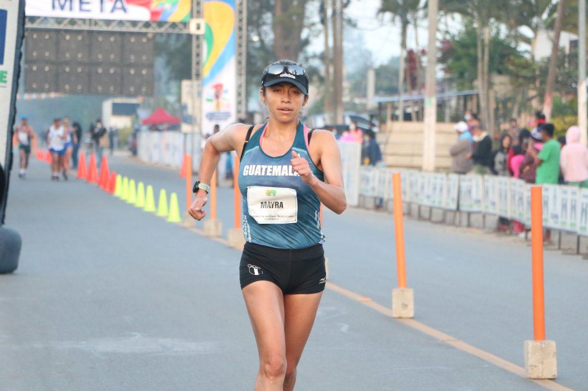 """Mayra Herrera tras clasificar a sus terceros Juegos Olímpicos: """"Trabajé la mente, más que el cuerpo"""""""