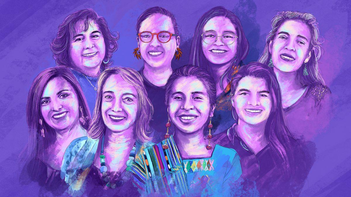 Día Internacional de la Mujer: 8 perfiles de artistas guatemaltecas