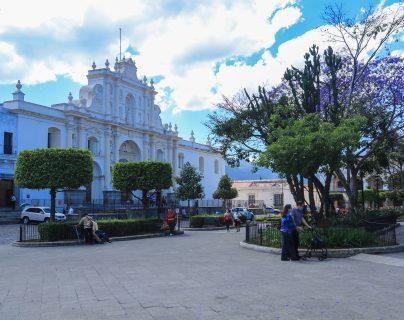 Devoción y atractivo permanecen en Antigua Guatemala para la Semana Santa 2021