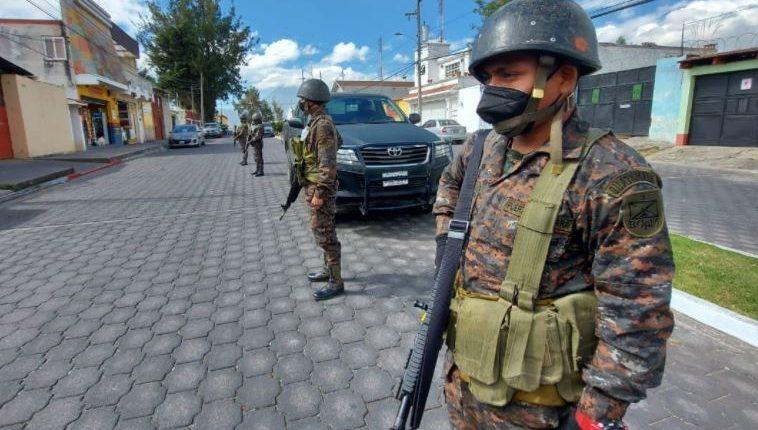 El Ejército de Guatemala pretende capacitar a estudiantes de aviación. Imagen ilustrativa. (Foto Prensa Libre: Ejército de Guatemala)