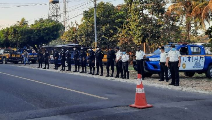 Gobierno declara estado de Prevención en Malacatán, San Marcos, en donde ha habido conflicto por el servicio eléctrico