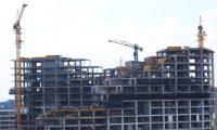 Nuevas unidades habitacionales que salieron al mercando no han podido escriturarse en el Registro de la Propiedad. (Foto Prensa Libre: Juan Diego González)