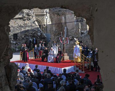 El papa, ante las atrocidades del Estado Islámico