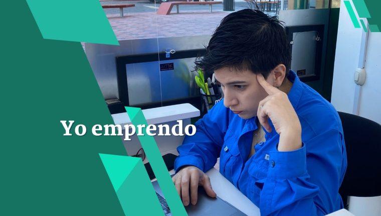 Elisa Escamilla dirige el negocio de Lafototienda desde Estados Unidos. (Foto Prensa Libre: Cortesía)