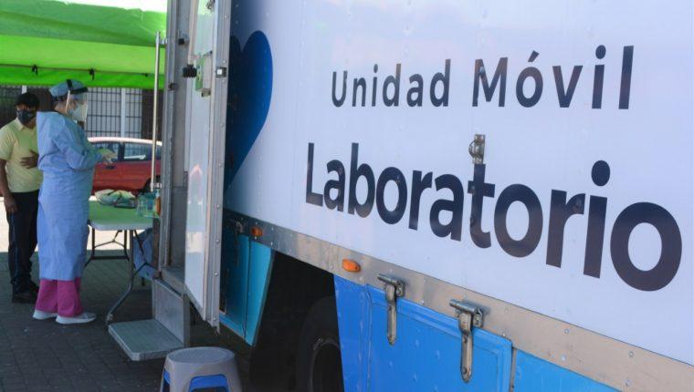 Guatemala atraviesa por una jornada de vacunación contra el coronavirus que ha sido afectado por una falla en el sistema de registro. (Foto: Ministerio de Salud)