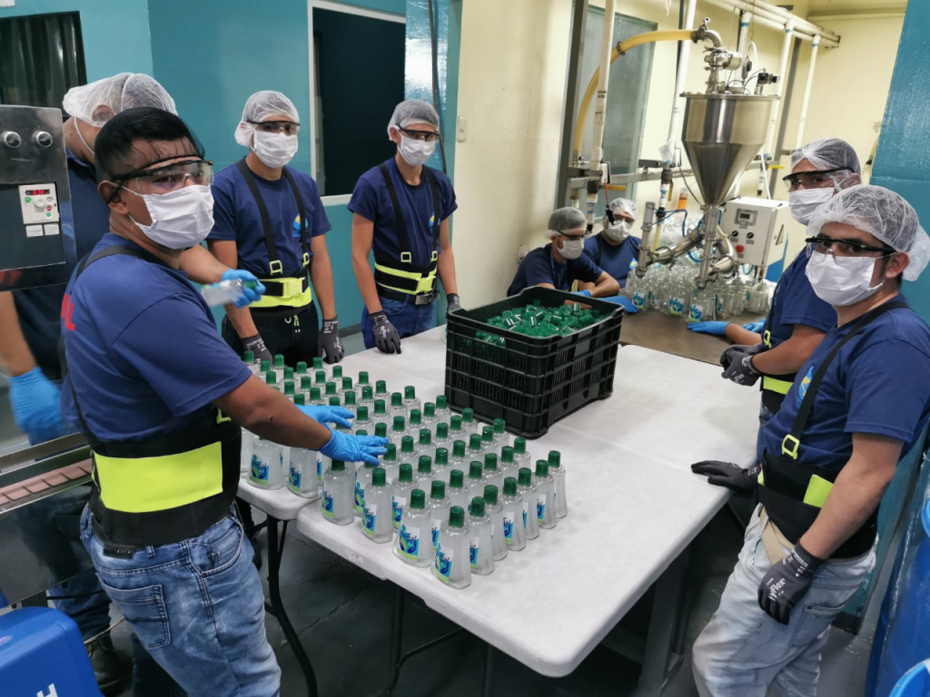 """Los productos """"covid"""" más vendidos a Centroamérica en 2020 (y qué país compró más a Guatemala)"""
