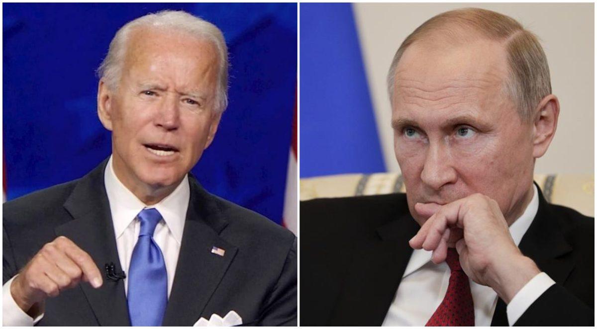 """Joe Biden dice concordar con que el presidente ruso Vladimir Putin es un """"asesino"""""""