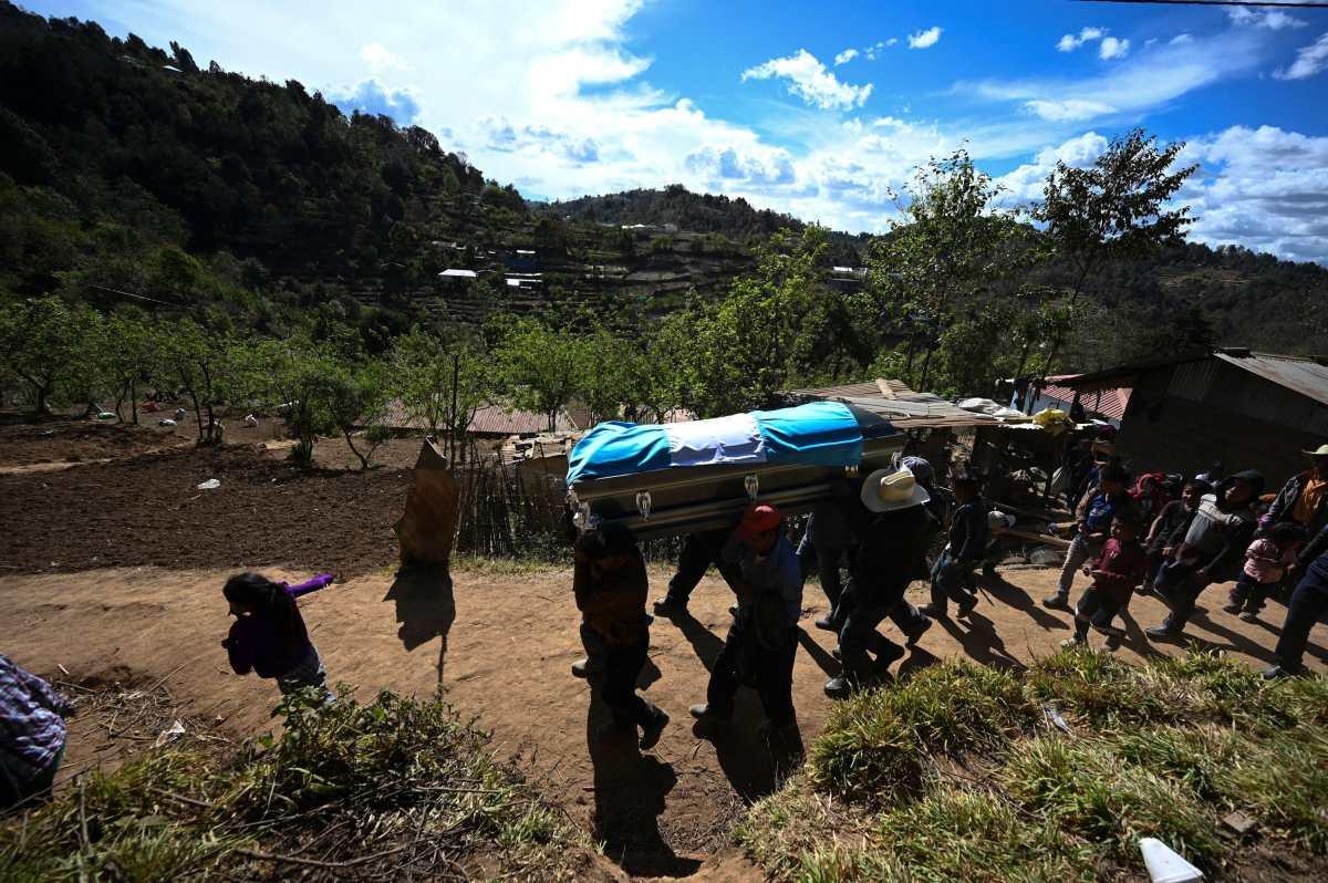 Congreso de Guatemala pide a México voluntad y empeño en la investigación de la matanza de guatemaltecos en Tamaulipas