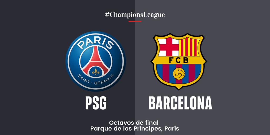 EN DIRECTO | PSG vs Barcelona
