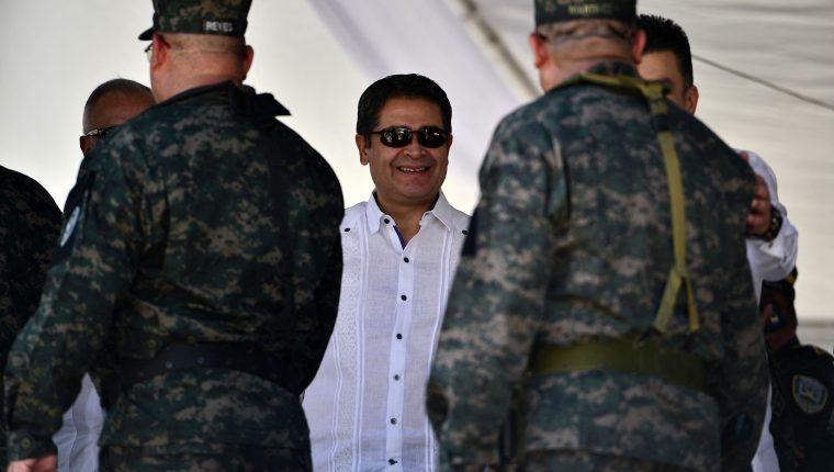 EE.UU., dispuesto a trabajar con presidente hondureño Juan Orlando Hernández pese a denuncias
