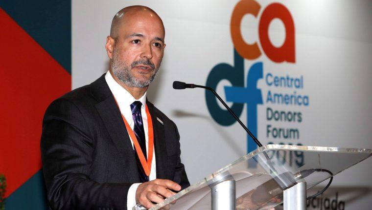 El funcionario estadounidense Hugo Rodríguez resalta que los magistrados  no deben tener conflicto de intereses. (Foto Prensa Libre: HemerotecaPL)