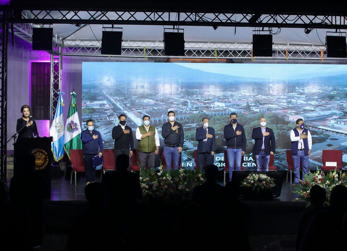 Antigua Guatemala se prepara para ser una Ciudad Segura