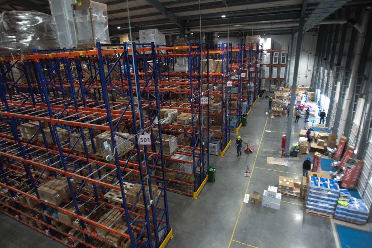 Grupo importador invierte US$20 millones en centro logístico