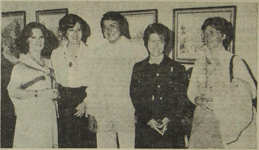 5 mujeres artistas que destacaron en los 70's