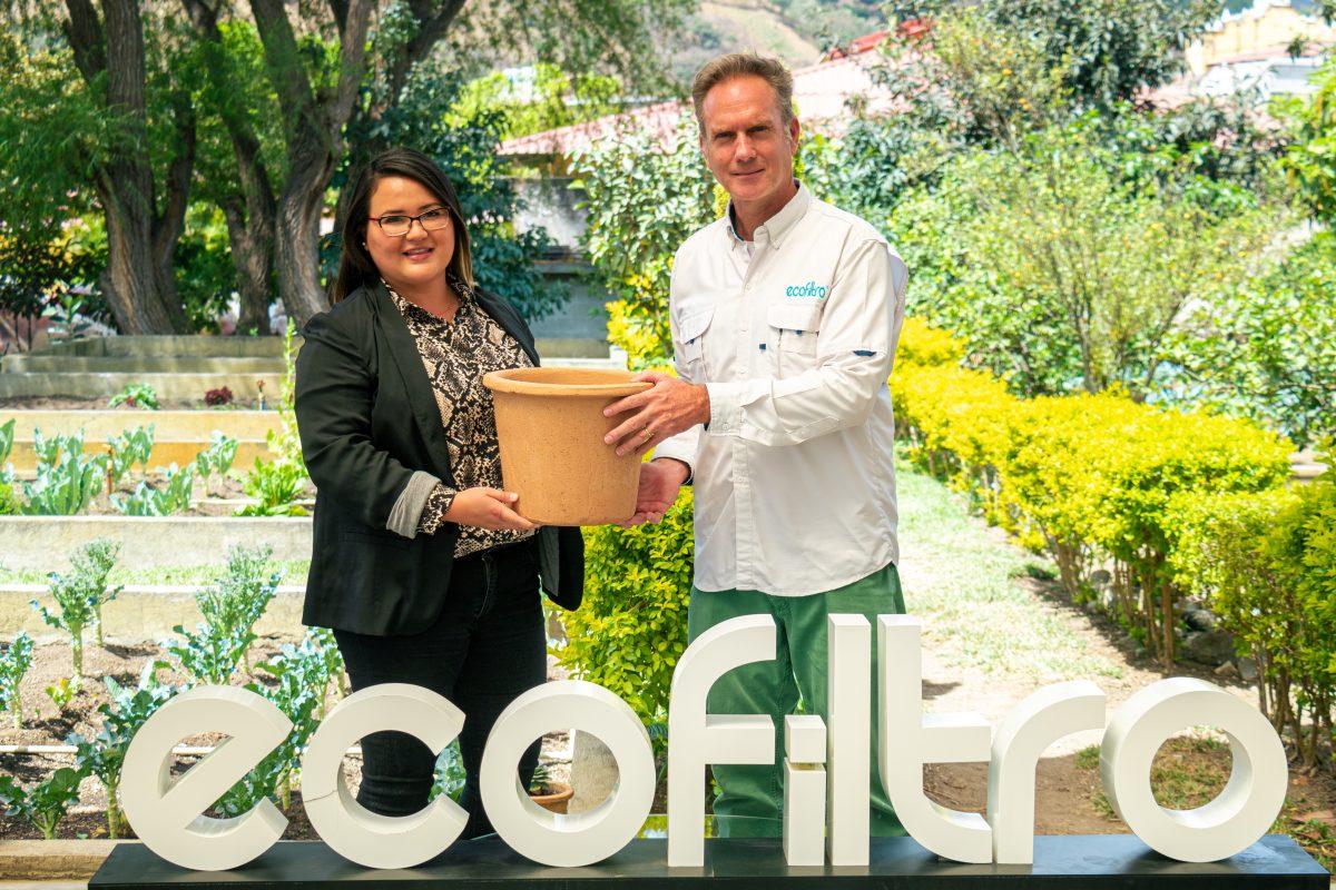 Hagamos Eco es la campaña ambiental de Ecofiltro para este año