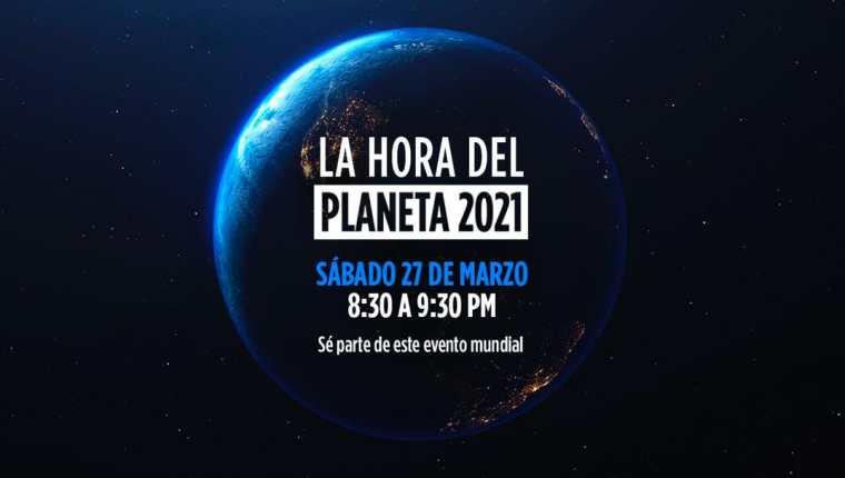 """""""La Hora del Planeta"""" tiene planificadas varias actividades para toda la familia. (Foto Prensa Libre: WWF Mesoamerica)."""