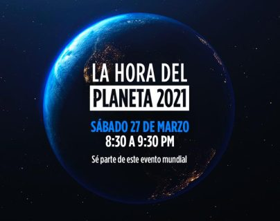"""""""La Hora del Planeta 2021"""" será en modalidad digital"""