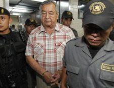 Waldemar Lorenzana fue extraditado a EE. UU. en el 2013 por delitos de narcotráfico. (Foto HemerotecaPL)