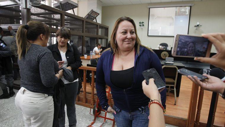 Sobrina de Sandra Torres es condenada a cuatro años de prisión y multada con Q10 mil por haber estafado a una comuna