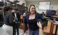 María Marta Castañeda, sobrina de la excandidata presidencial Sandra Torres. (Foto Prensa Libre: Hemeroteca PL)