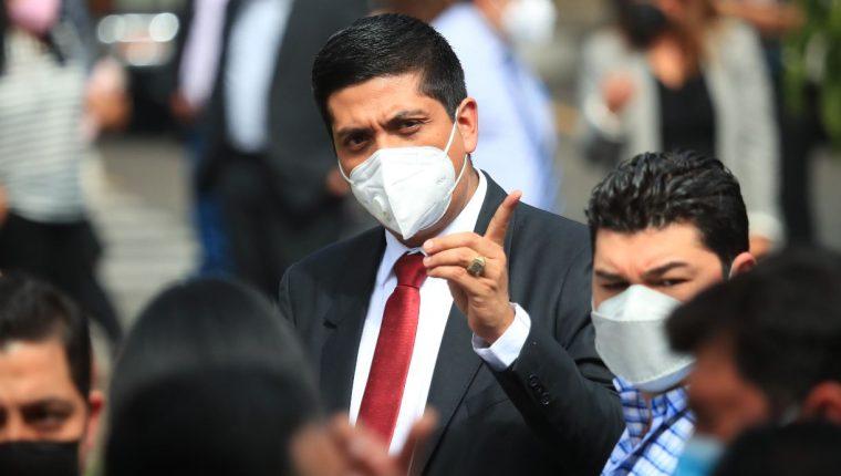 MP realiza varios cateos en Guatemala y Santa Rosa en busca de Mynor Moto, quien tiene dos órdenes de captura