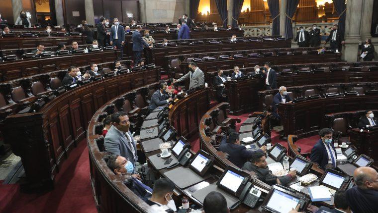Diputados integraron la pesquisidora para Gloria Porras y Francisco de Mata Vela, magistrados de la CC. (Foto: Hemeroteca PL)