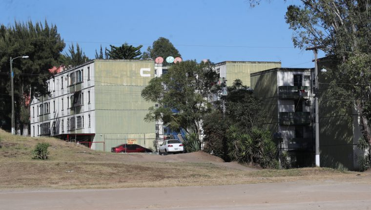 Vecinos de Nimajuyœ denuncian nuevo intento de invasi—n del ‡rea verde hay llevan varios d'as de enfrentamiento.  Fotografia. Erick Avila:       03/03/2021