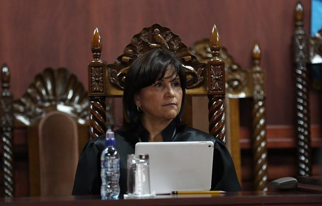Gloria Porras continuará en la CC: Usac la elige magistrada titular