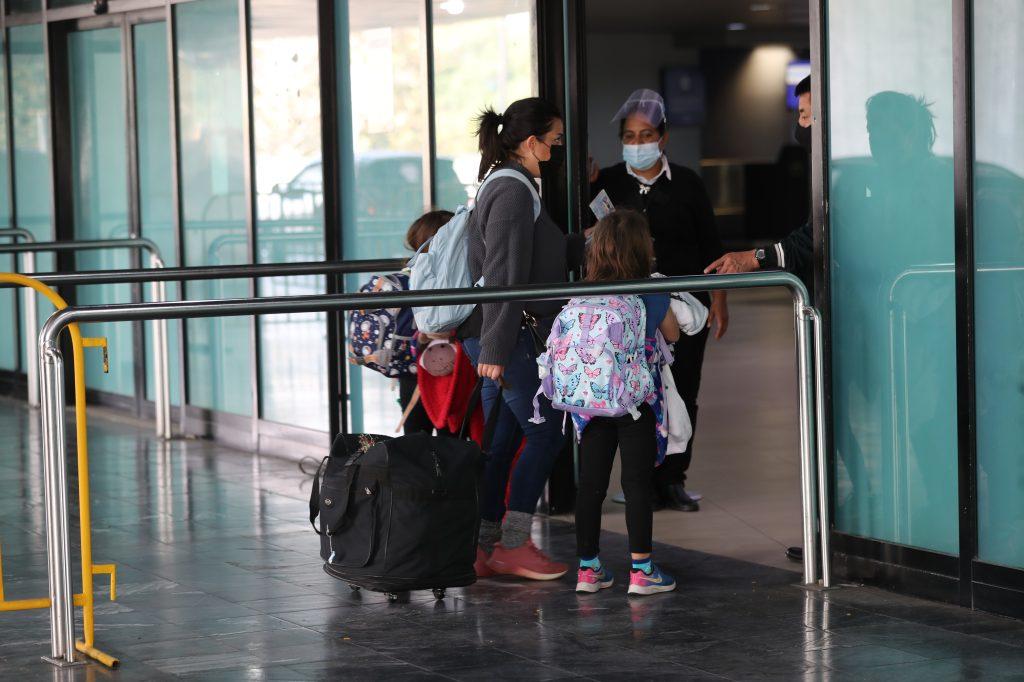 Aeronáutica informó sobre los requisitos de ingreso a Guatemala vía aérea en La Aurora.
