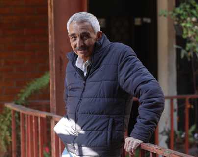 """""""…Estoy identificado con un personaje que se cree que es director, maestro de teatro y actor"""": la última entrevista que Herbert Meneses dio a Prensa Libre en 2019"""
