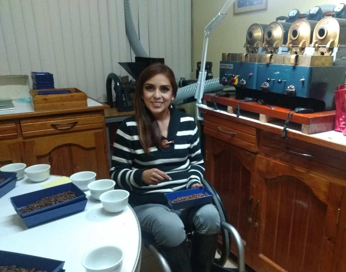 Historias que transforman: Joselyn Lambour y su voluntad inquebrantable