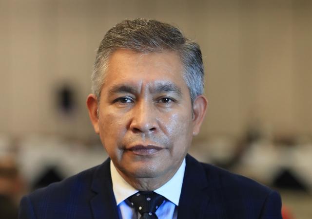 Walter Paulino Jiménez Texaj es elegido magistrado suplente de la CC por la Corte Suprema