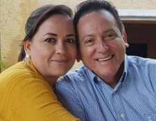 Eduardo Alfonso García y su esposa Sorayda Sandoval luchan contra el covid-19. (Foto Prensa Libre: Tomada de redes sociales)