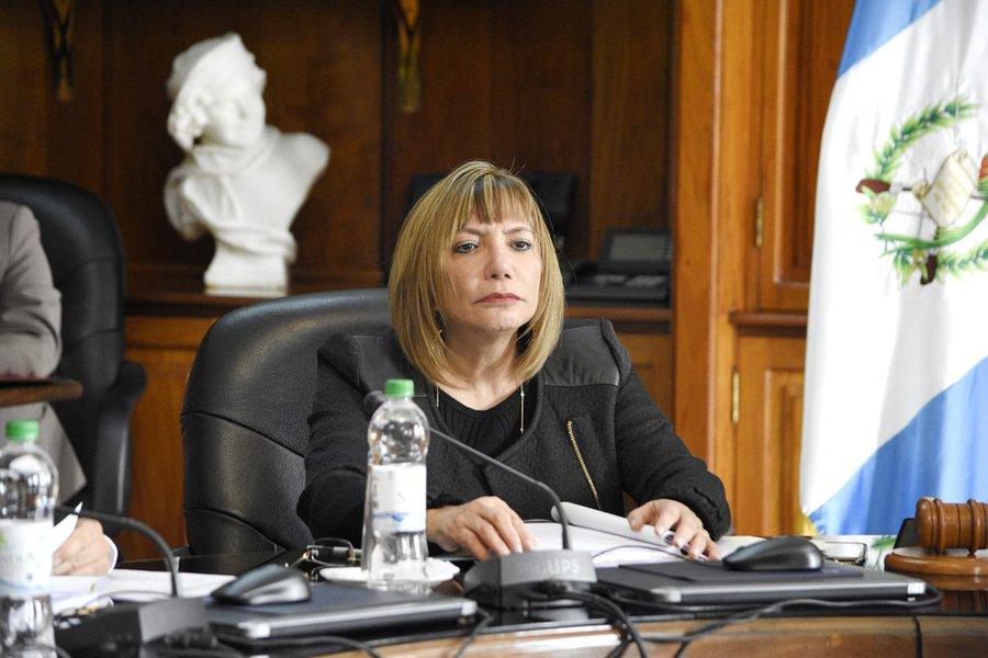 Silvia Patricia Valdés se excusa de conocer el antejuicio planteado por Mynor Moto contra la jueza Erika Aifán
