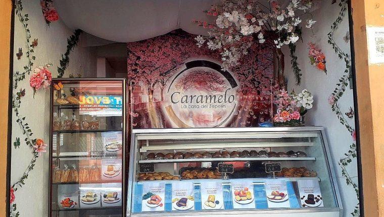 Lilian Recinos creadora de Panadería Caramelo participó en la segunda edición de Empréndete Guate y recientemente abrió un local en Santa Lucía Cotzumalguapa. (Foto Prensa Libre: Cortesía)