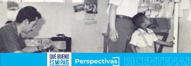 Los primeros esfuerzos por conocer el estado nutricional de los niños guatemaltecos datan de los años sesenta. (Foto Prensa Libre: Cortesía Incap)