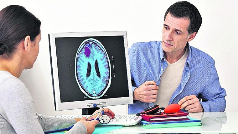 El diagnóstico de la epilepsia consiste en un conjunto de exámenes como resonancia magnética, chequeos físicos y Elect r o en cefalo gr ama. (Foto Prensa Libre: Shutterstock).