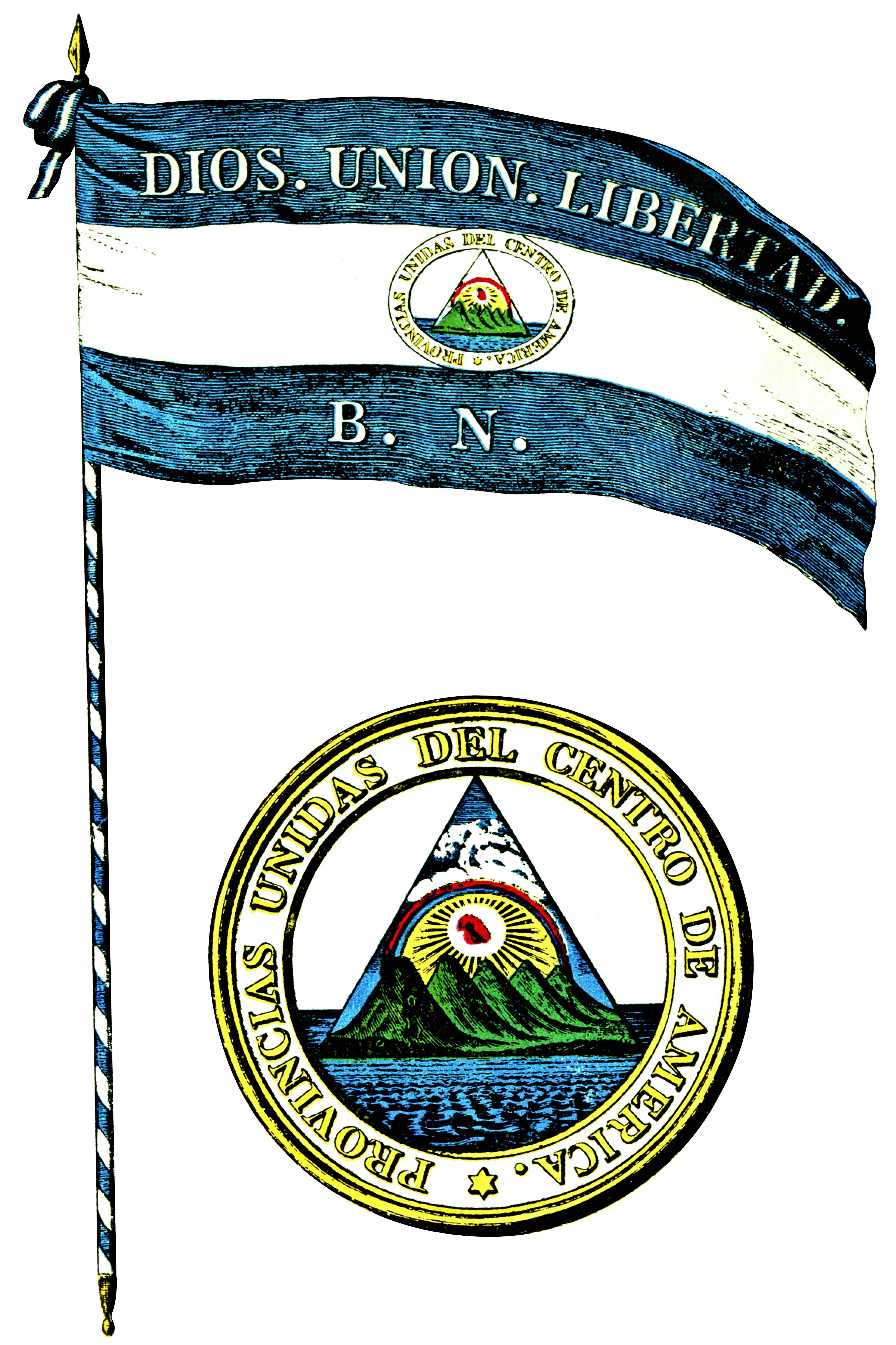 Surge la Federación Centroamericana