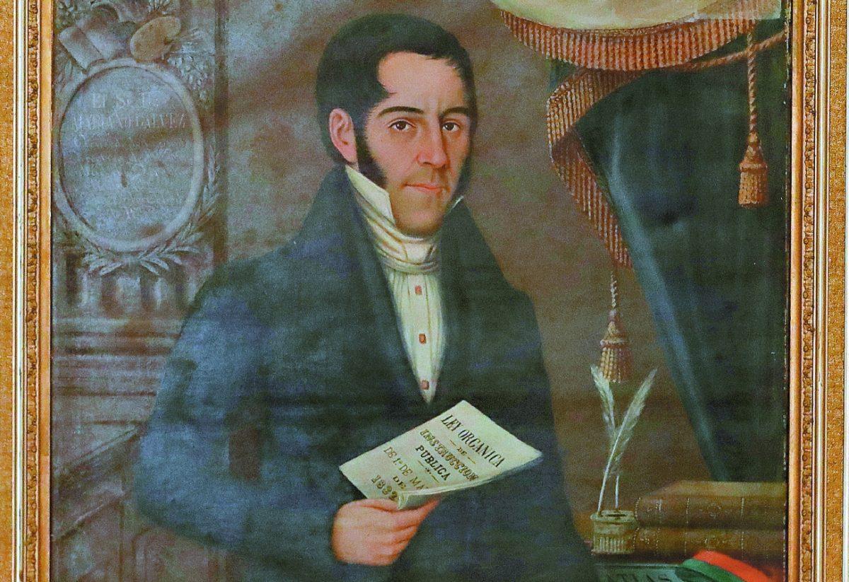 Mariano Gálvez asume el poder, 28 de agosto 1831