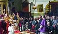 Guatemalteco preside las Cortes de Cádiz