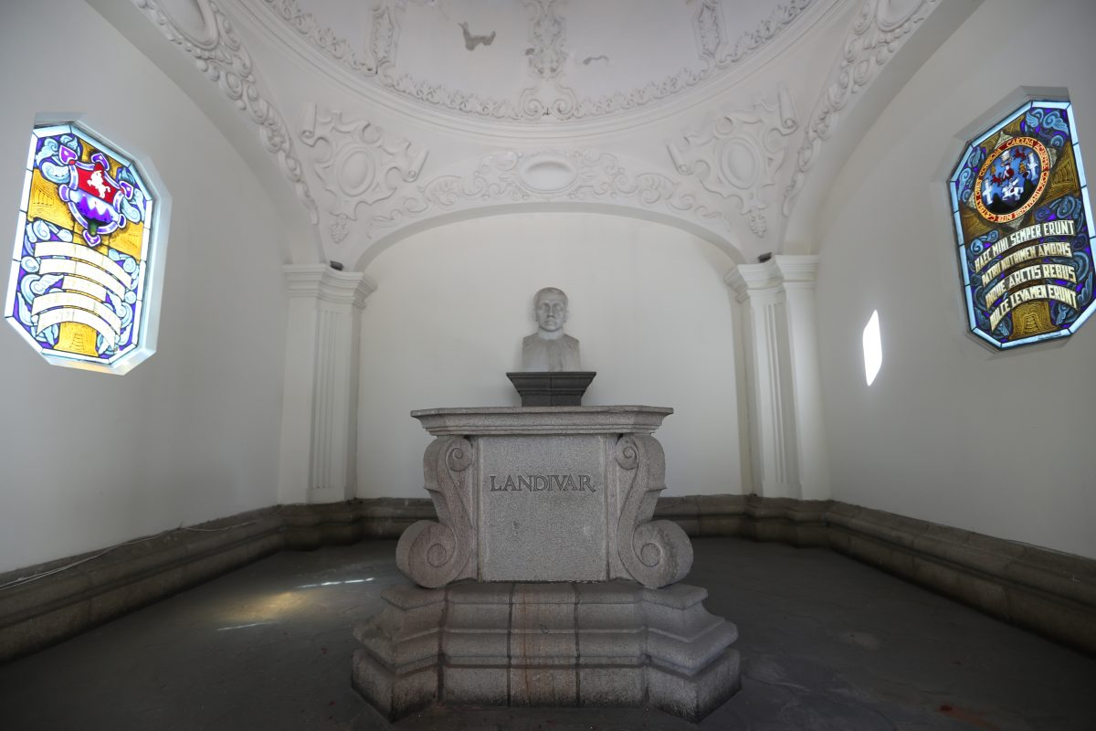 Los rincones de luz y sombra que recuerdan a Rafael Landívar en la Antigua Guatemala