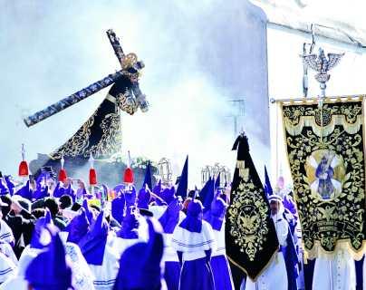 Jesús de La Merced, protector perpetuo