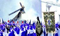 Jesús de la Merced, patrón jurado