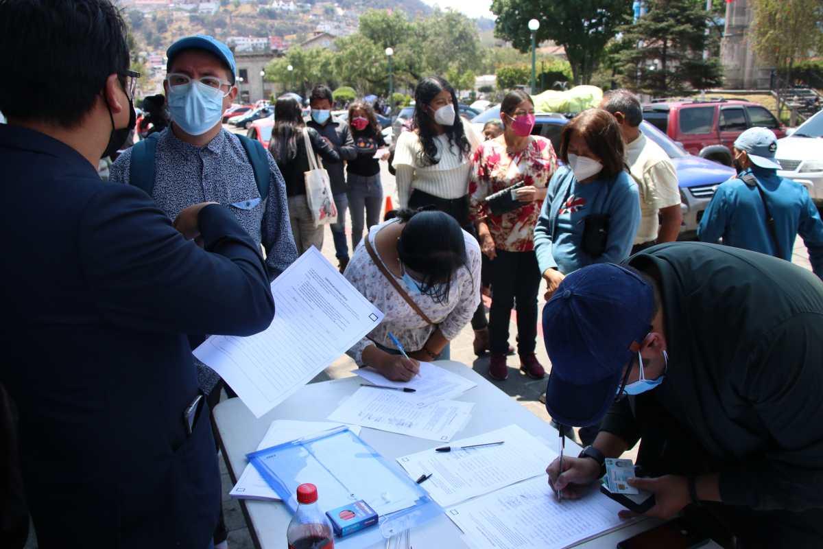 Gobierno se retracta de construir Parque Bicentenario en Xela luego de que vecinos se opusieran al proyecto