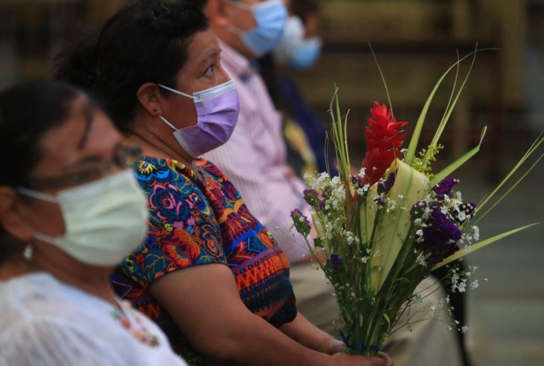 En imágenes: El Domingo de Ramos en Guatemala en medio de la pandemia por el coronavirus