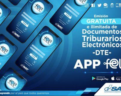 APP FEL, la aplicación gratuita de la SAT para generar facturas electrónicas desde un teléfono celular