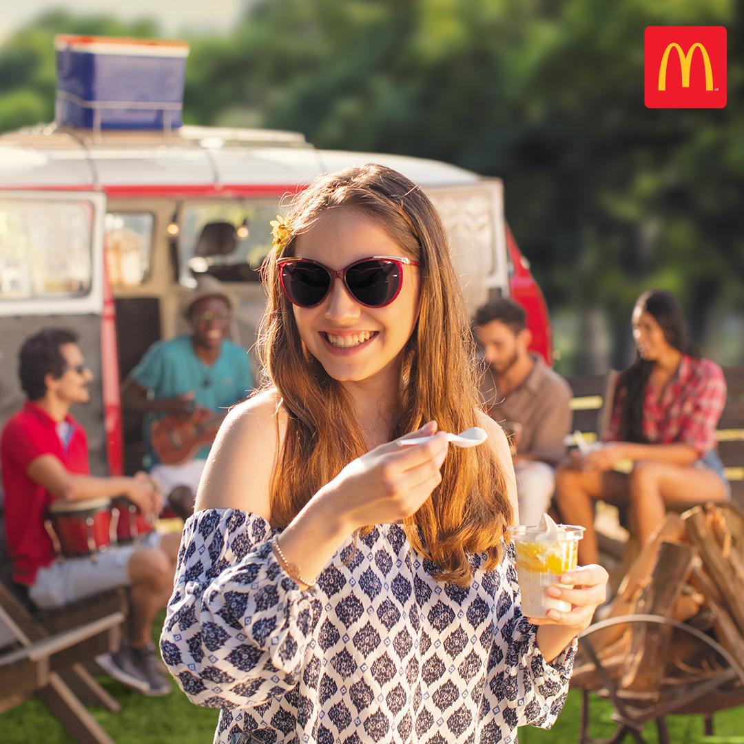 McDonald´s le pone sabor al verano