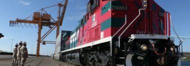 El Tren del Istmo se conectará con Guatemala. (Foto: Forbes)