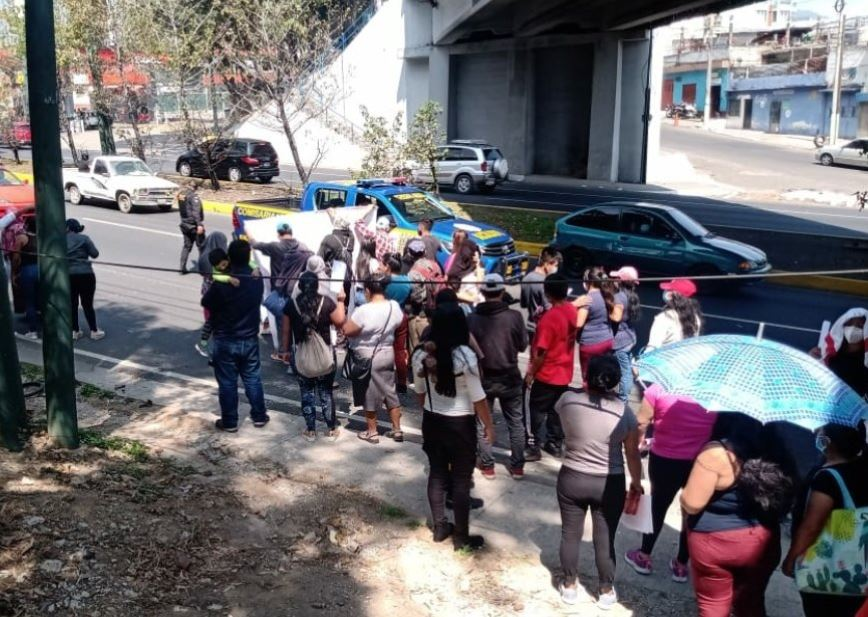 Unidad Nacional por las Víctimas de Accidentes de Tránsito pide se cumpla acuerdo que ordena seguro obligatorio